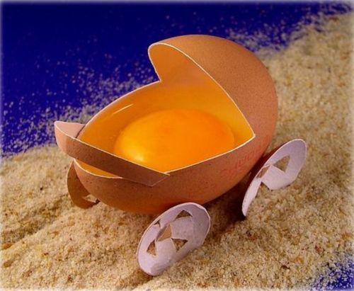 Plommen i egget