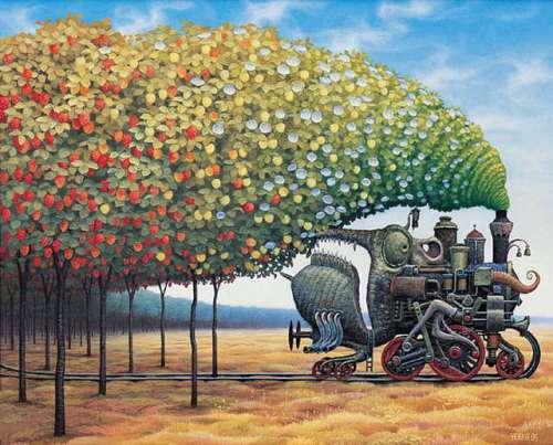 Steamberries Train (2005)