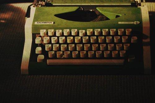 masina scris